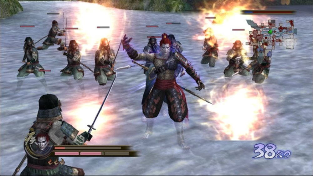 Immagine da SAMURAI WARRIORS 2