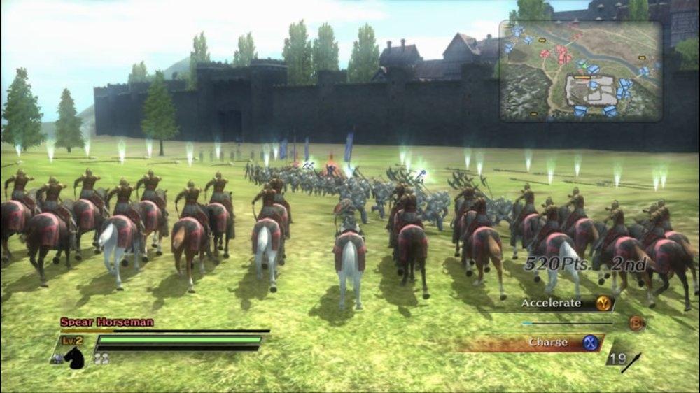 Kuva pelistä BLADESTORM