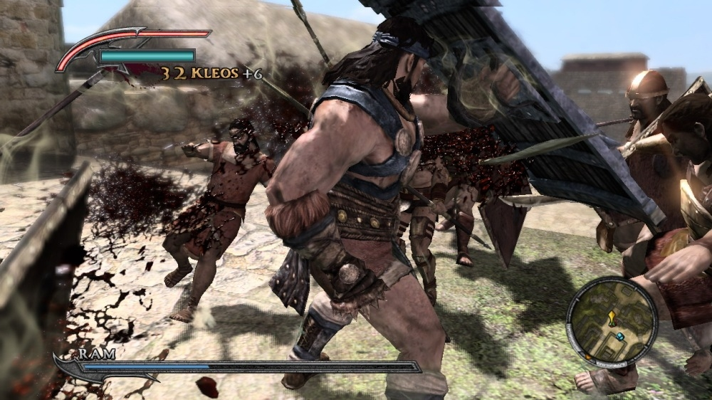 Image from Warriors: Legends of Troy™