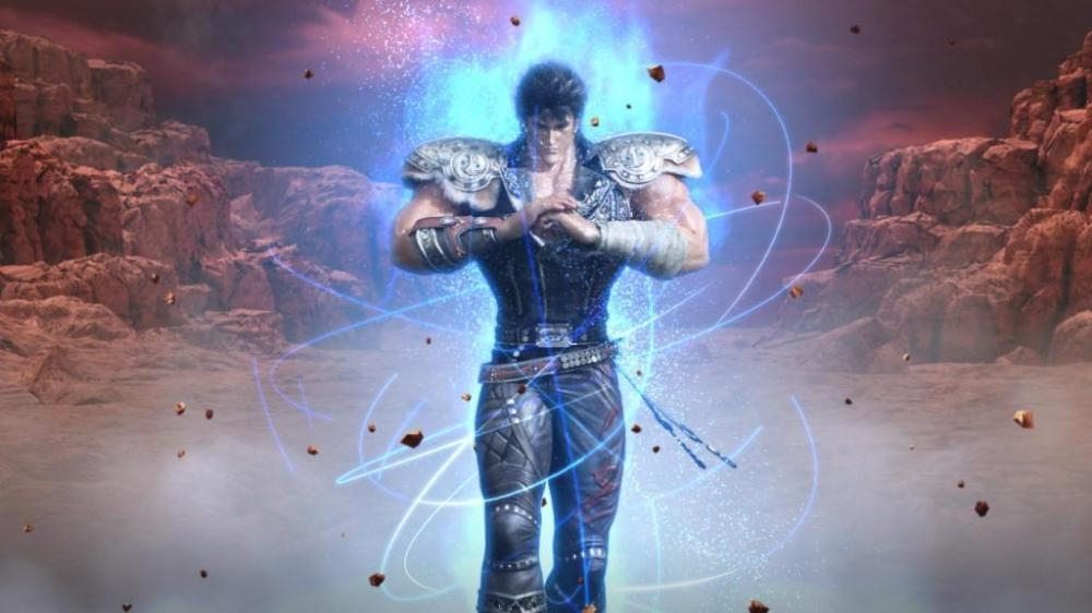 Image from Fist of the North Star 