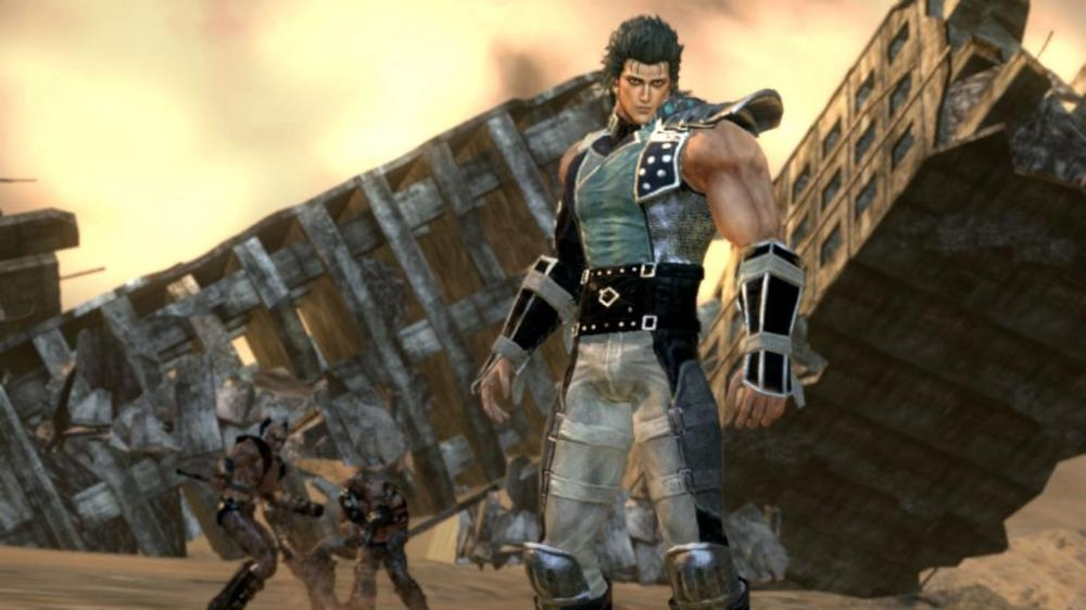 Imagem de Fist of the North Star