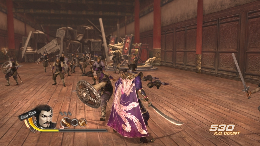 Kuva pelistä Dynasty Warriors 7