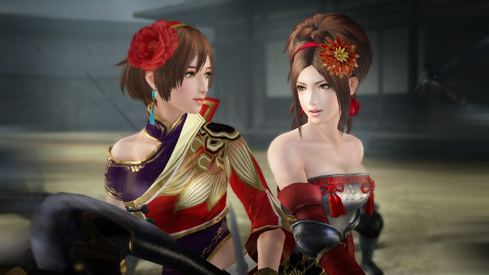 Image from WARRIORS OROCHI 3