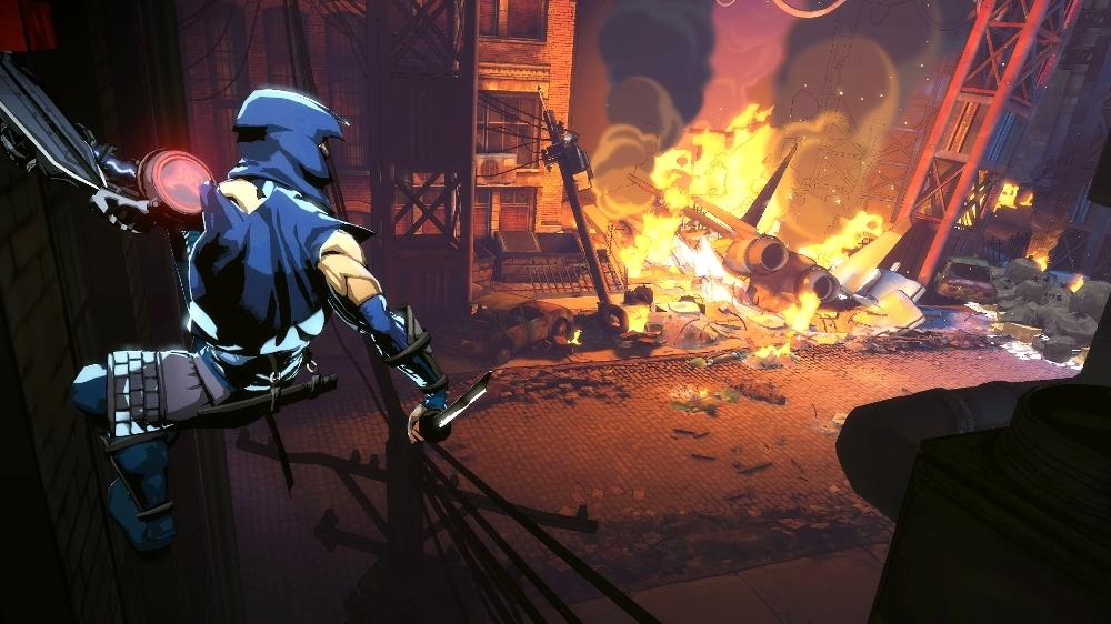 Bilde fra Yaiba: Ninja Gaiden Z