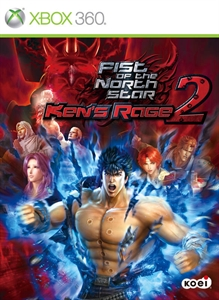 Fist of the North Star: Kens rage 2