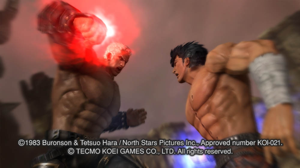 Kp, forrsa: Fist of the North Star: Kens rage 2