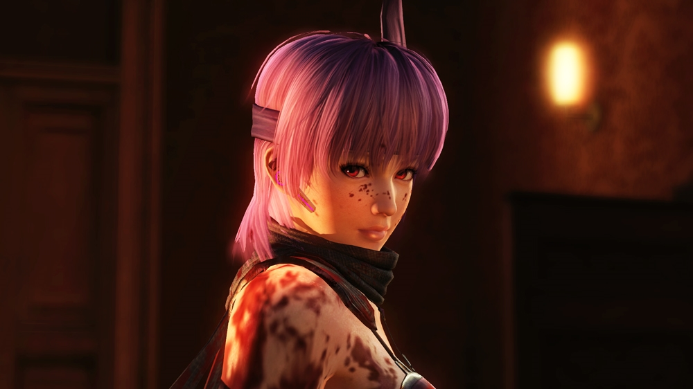 Image from NINJA GAIDEN 3: RE