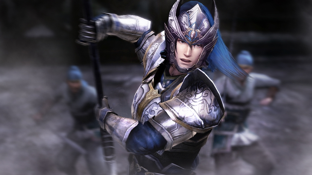Bild från Dynasty Warriors 8