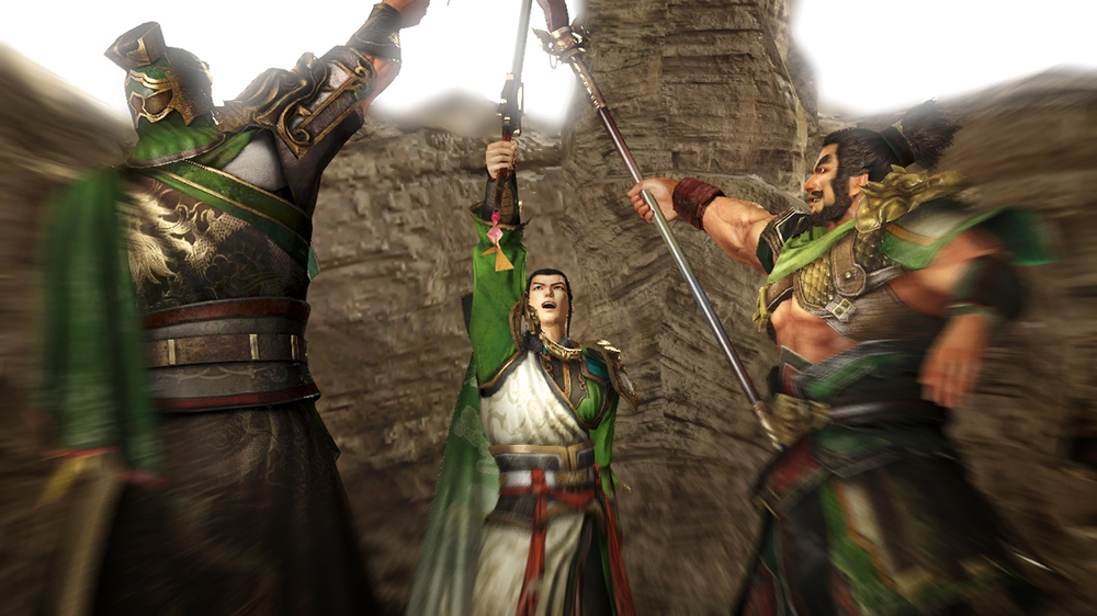 Bild von Dynasty Warriors 8
