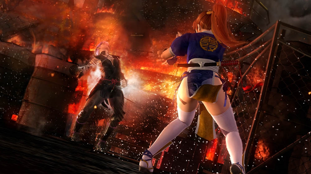 Image from DOA5 Last Round