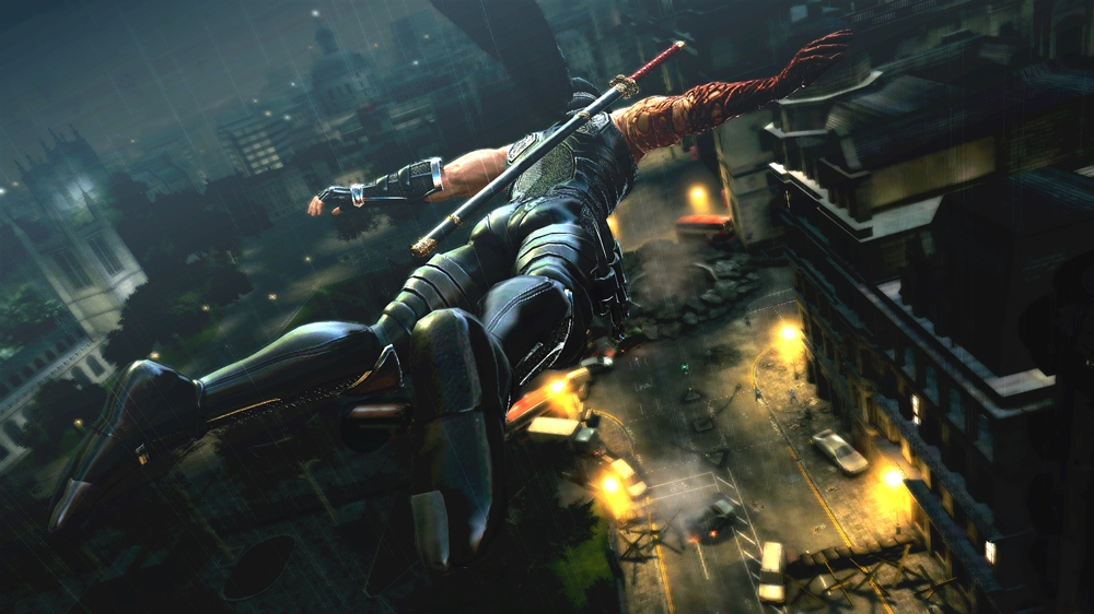 Image from Ninja Gaiden® 3 Demo