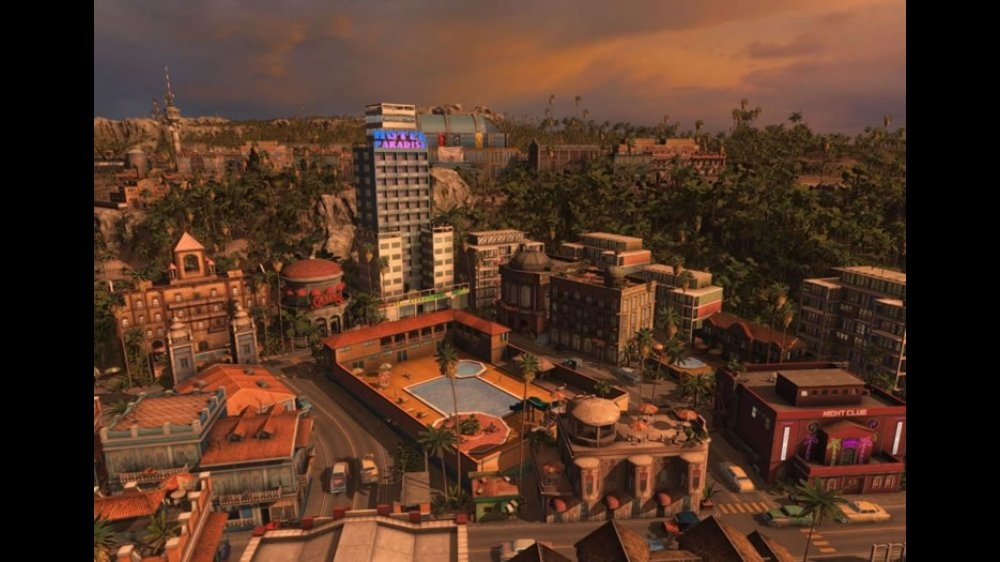 Image from Tropico 3