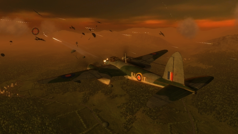Image from Air Conflicts: Secret Wars