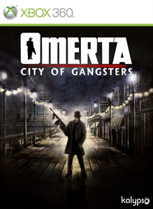Omerta – City of Gangsters boxshot