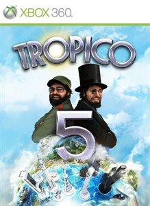 Tropico 5 boxshot
