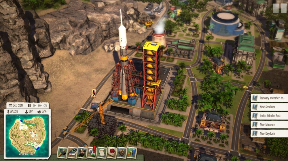 Image from Tropico 5