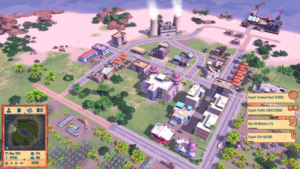 Tropico 4 Demo の画像