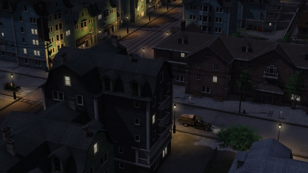Image from Omerta - City of Gangsters Demo
