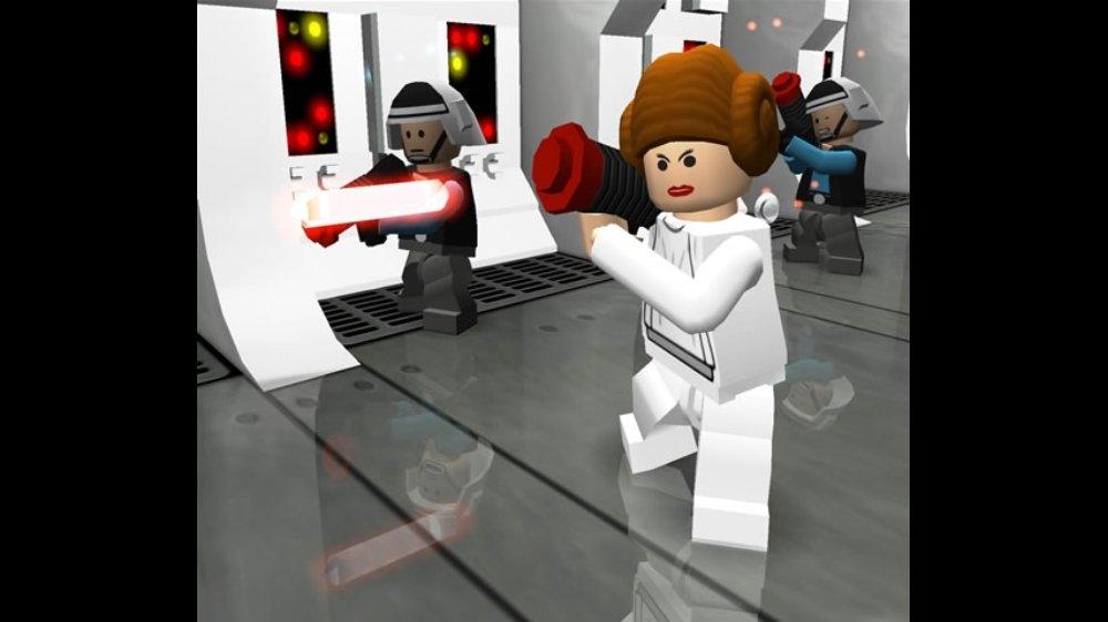 Imagem de LEGO Star Wars II