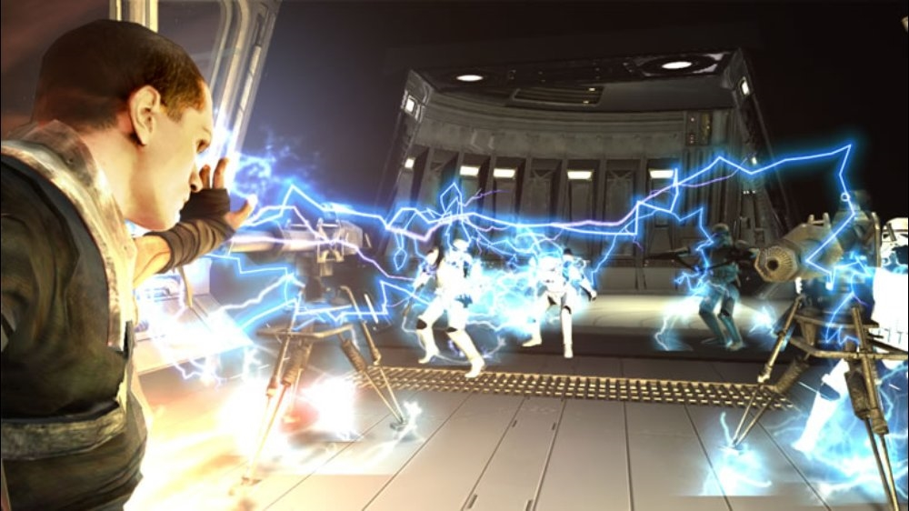 Image from Star Wars: The Force Unleashed