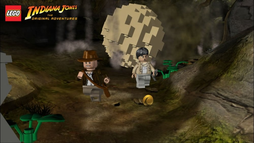 Image from LEGO® Indiana Jones™