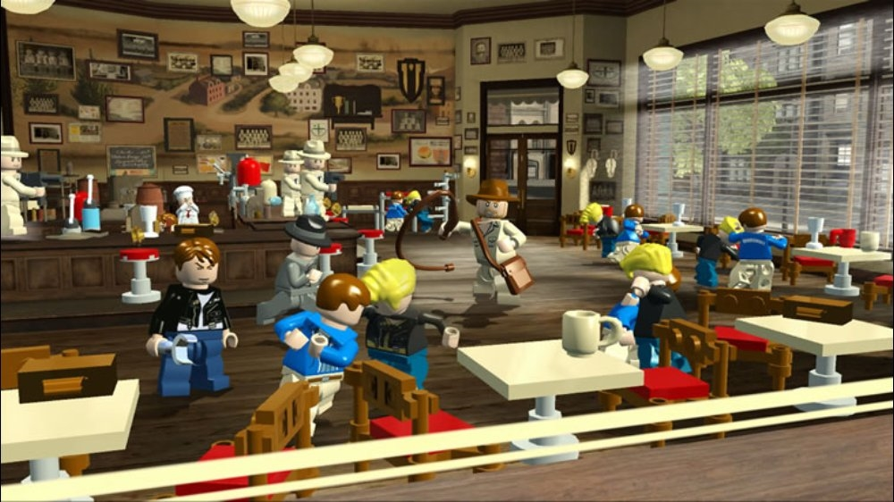 Image from LEGO Indiana Jones 2