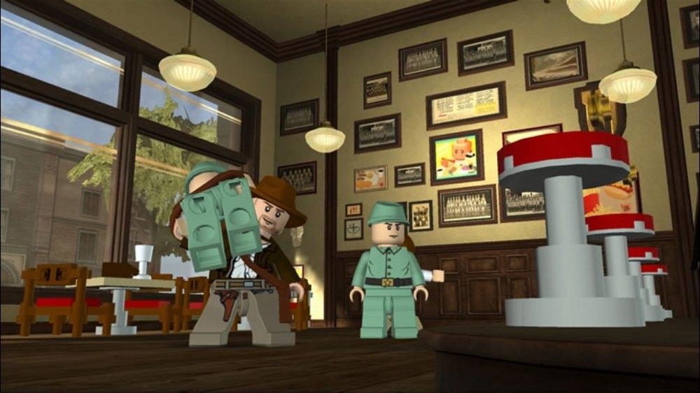 Kép, forrása: LEGO® Indiana Jones™ 2