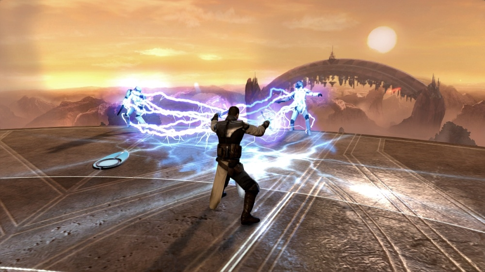 Image from Star Wars: The Force Unleashed II