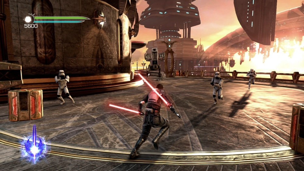 Immagine da Star Wars: The Force Unleashed II