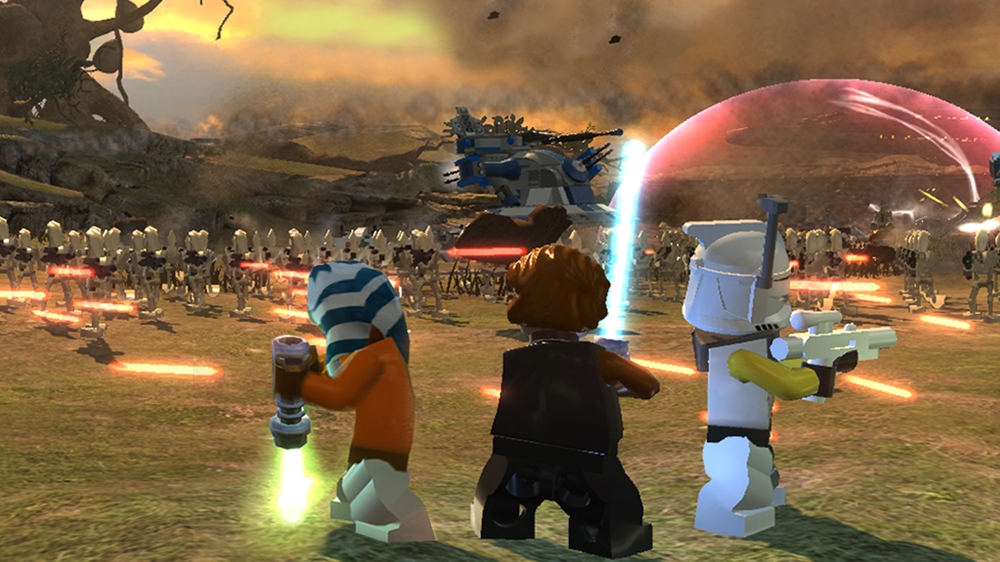 Image from LEGO Star Wars III
