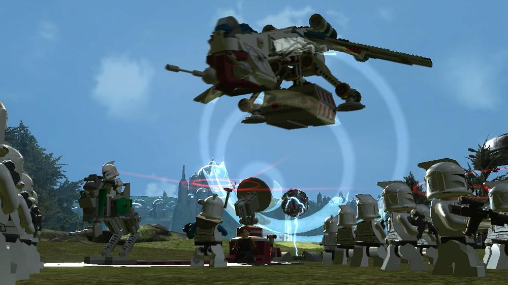 LEGO Star Wars III  のイメージ