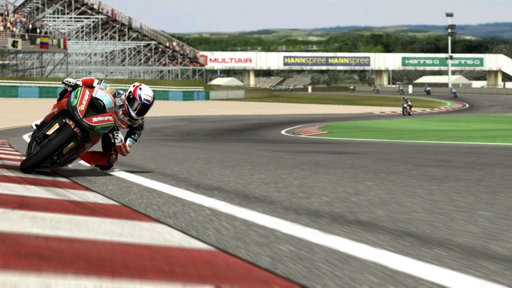 Snímek ze hry SBK®X