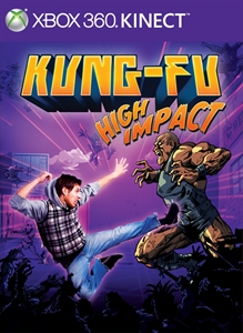 Kung-Fu High Impact Gamescom Trailer