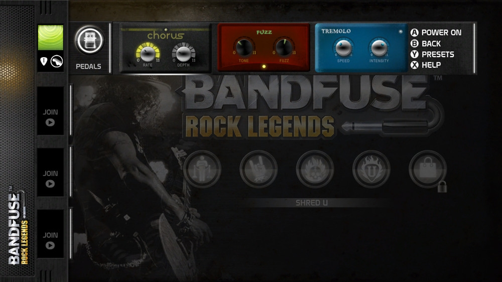 Image from BandFuse: Rock Legends
