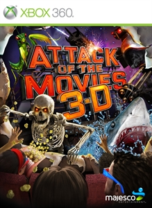 Attack of the Movies 3-D Trailer (HD)