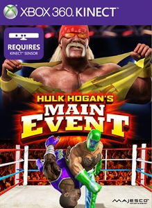 Hulk Hogan's Main Event Trailer