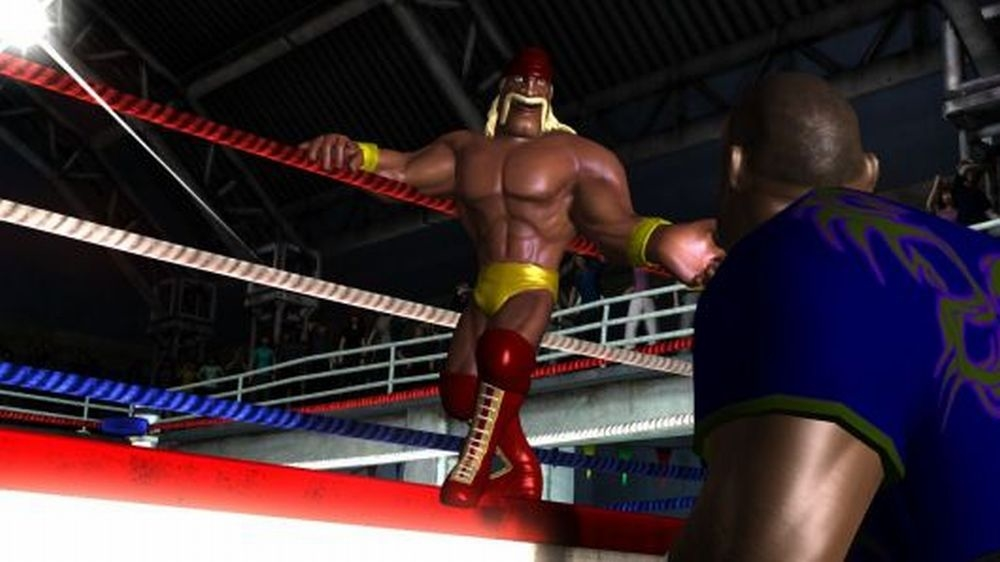 Image from Hulk Hogan's Main Event