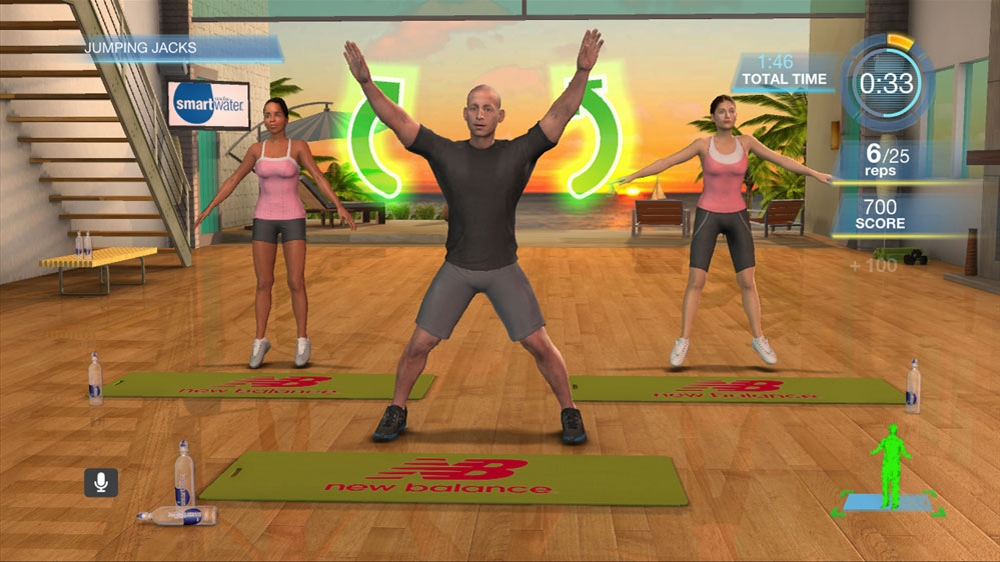 Billede fra Harley Pasternak's Hollywood Workout