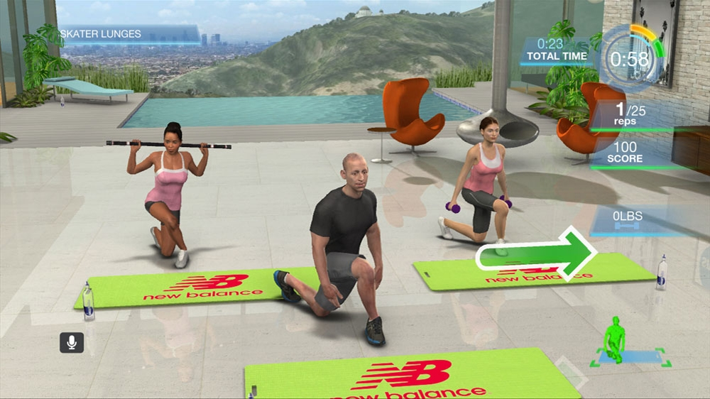 Image de Harley Pasternak's Hollywood Workout
