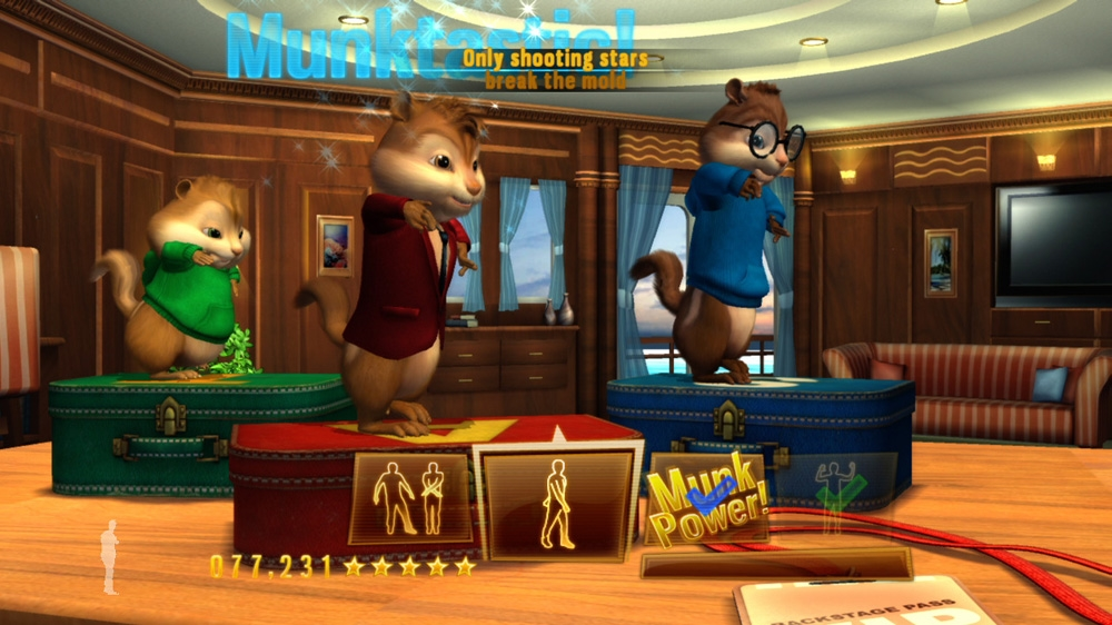 Billede fra Alvin and The Chipmunks: Chipwrecked 