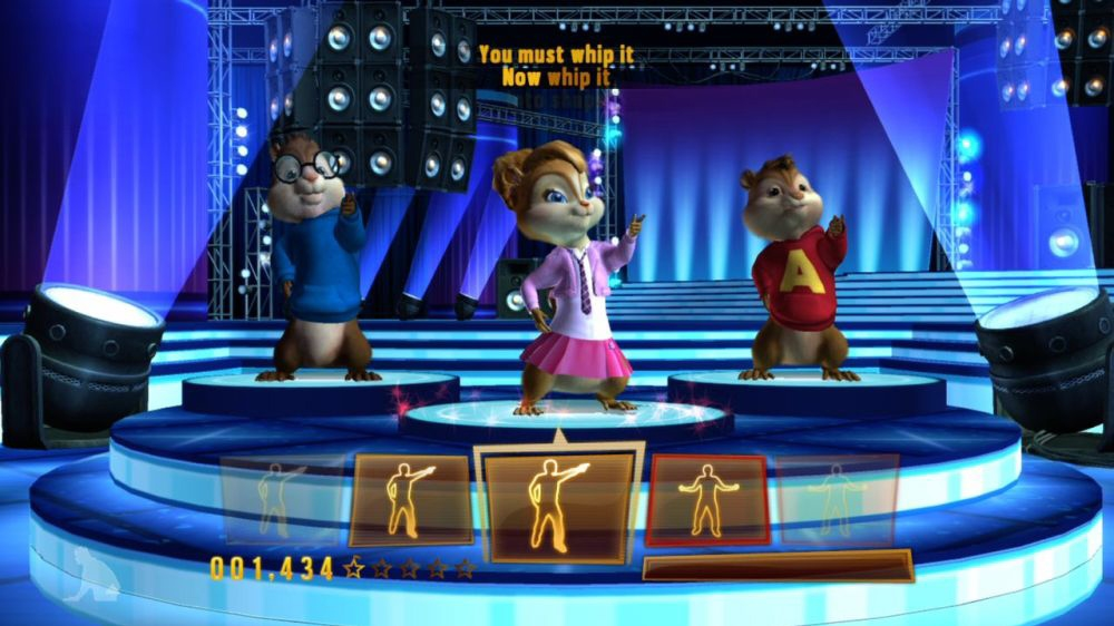 Kuva pelist Alvin and The Chipmunks: Chipwrecked 