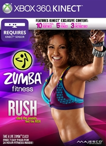 Zumba Fitness Rush Teaser Trailer