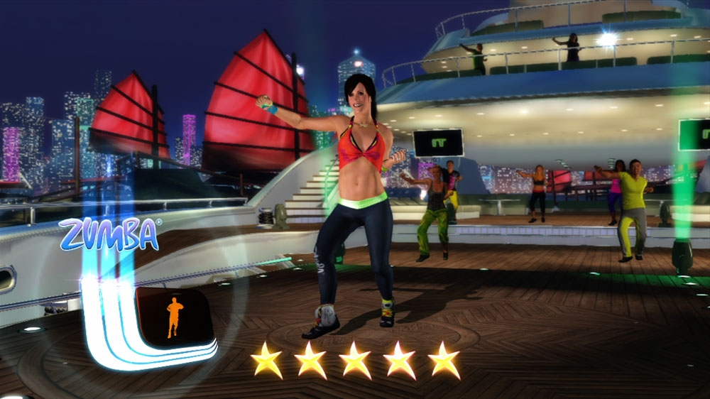 Image de Zumba Fitness Core
