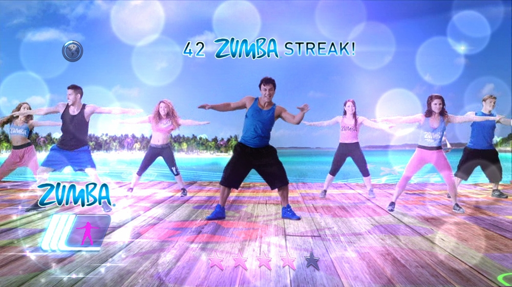 Image from Zumba Fitness World Party