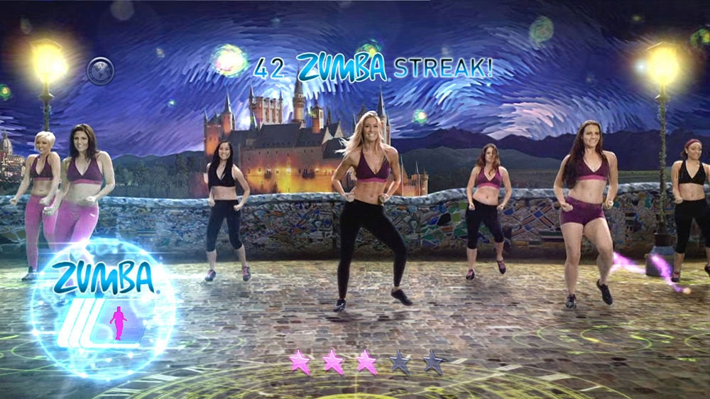 Imagenes Zumba Fitness World Party XBOX 360