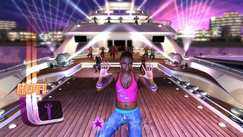Image from Zumba Fitness: Rush (Demo)