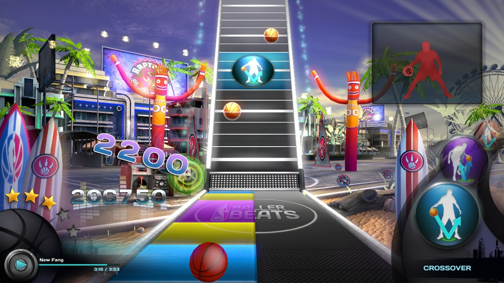 Image from NBA Baller Beats Demo