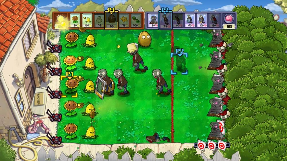 Snímek ze hry PopCap Hits Vol. 2