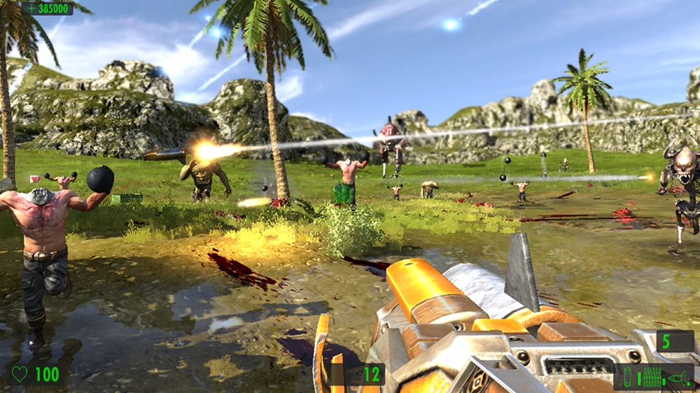 [GOD] Serious Sam HD: The First and Second Encounters