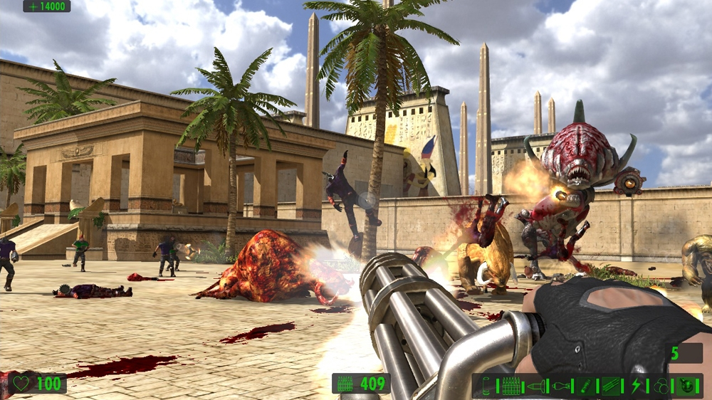 Image from Serious Sam HD: The First and Second Encounters